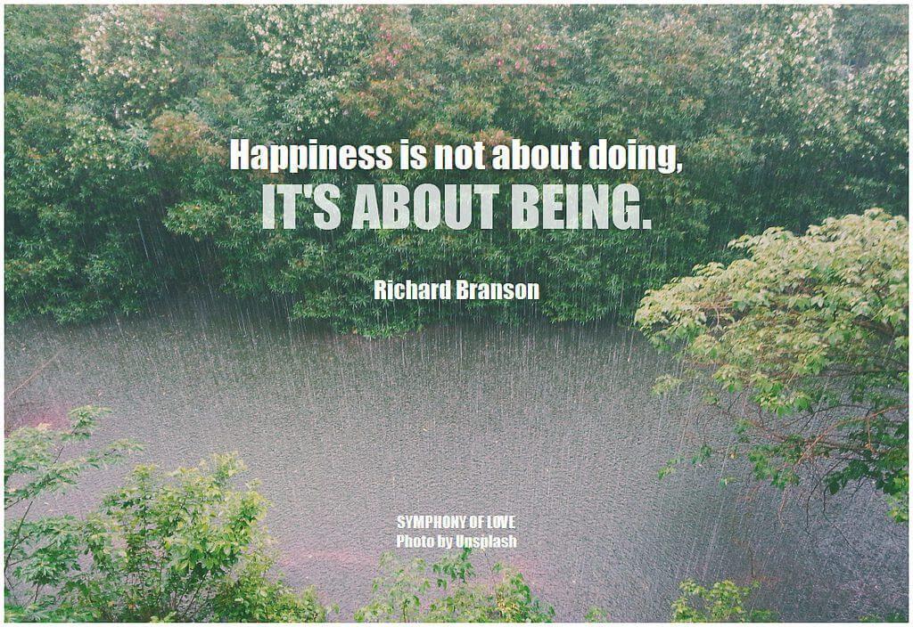 Što je uistinu potrebno za sreću